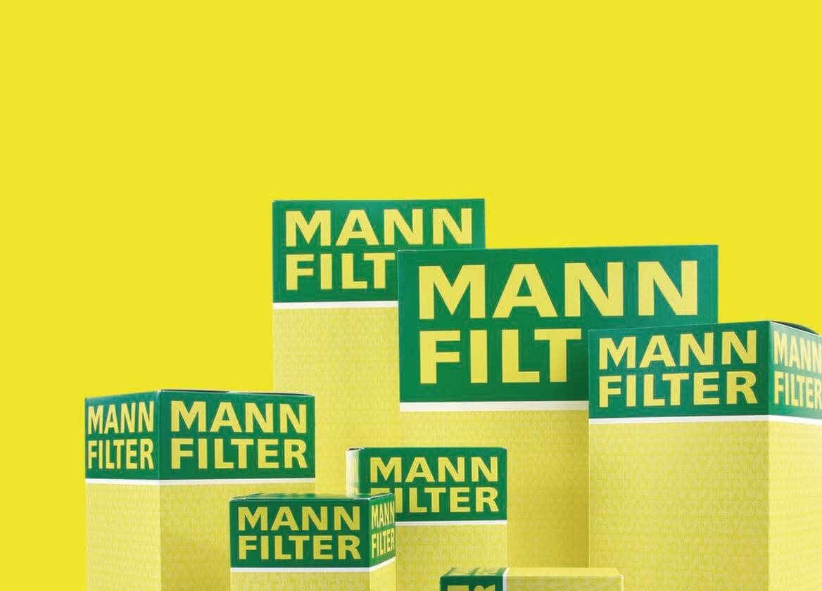 Mann Filter Launches New Sustainable Products.