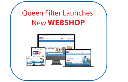 Queen Filter Launches New Webshop.