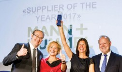 MANN-FILTER wins award Groupauto International names MANN-FILTER