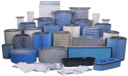 DONALDSON FILTER FOR DUST, FUME & MIST COLLECTORS, FILTERS & REPLACEMENT PARTS