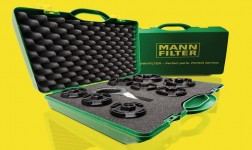 MANN-FILTER wrench set - Oil change service