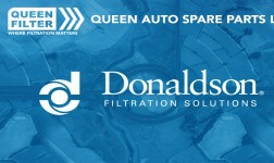 Donaldson delivers the most comprehensive line of  filtration solutions for your trucks – and  fleets.